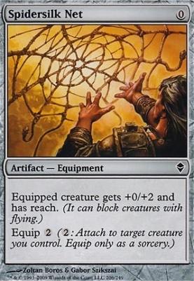 Zendikar: Spidersilk Net