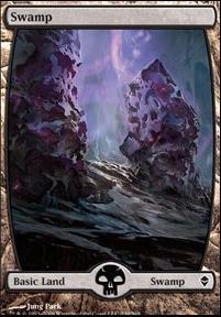 Zendikar: Swamp (239 B - Full Art)