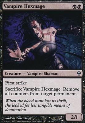Zendikar: Vampire Hexmage