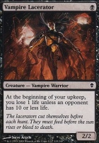 Zendikar: Vampire Lacerator