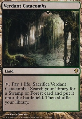 Zendikar: Verdant Catacombs