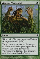 Zendikar: Vines of Vastwood